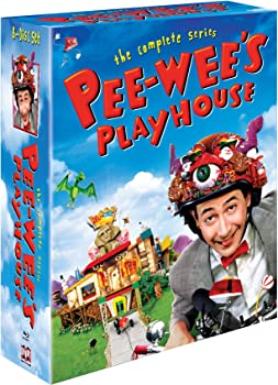 Pee-wee's Playhouse: The Complete Series [Blu-ray] 8 Discs Set
