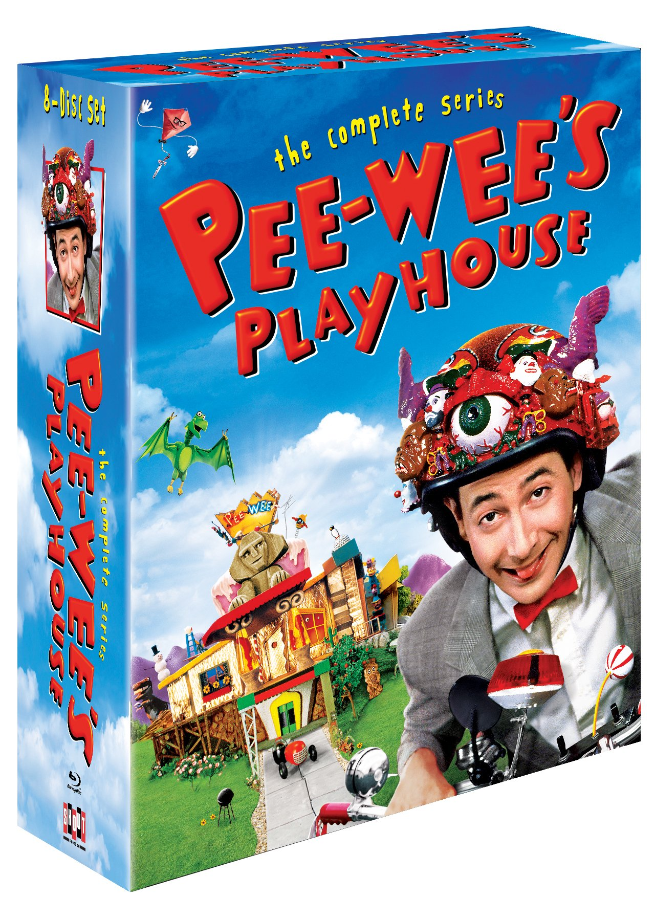 Pee-wee's Playhouse: The Complete Series [Blu-ray] by CINEDIGM - UNI DIST CORP