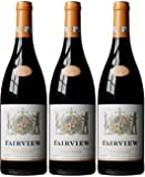 Fairview Pinotage 2015 Wine 75 cl (Case of 3)
