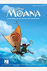 Moana Songbook: Music from the Motion Picture Soundtrack Kindle Edition