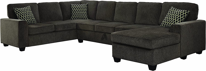 Amazon Com Coaster Home Furnishings Living Room Sectional Sofa