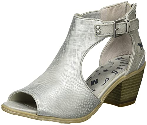 Womens 1221-810-258 Wedge Heels Sandals Mustang Pick A Best Cheap Price Clearance In China h5qLn