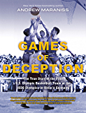 Games of Deception: The True Story of the First U.S. Olympic Basketball Team at the 1936 Olympics in Hitler's Germany