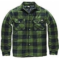 Dickies Portland - Camicia Imbottita da Lavoro, Colori e Taglie Vari