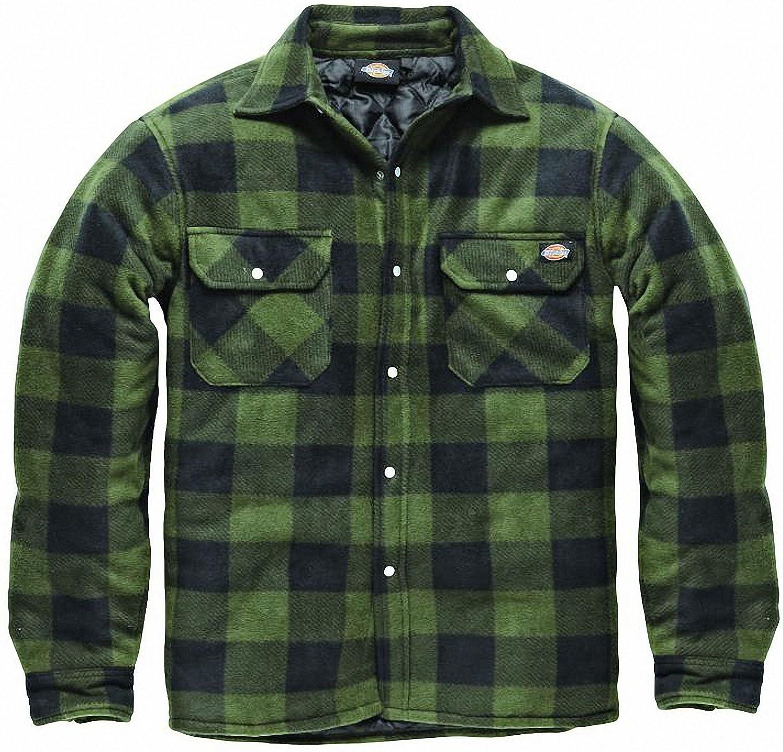 Dickies Portland - Camicia Imbottita da Lavoro, Colori e Taglie Vari SH5000