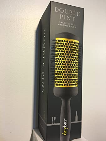Amazon.com : Drybar Double Pint Large Round Ceramic Brush : Beauty