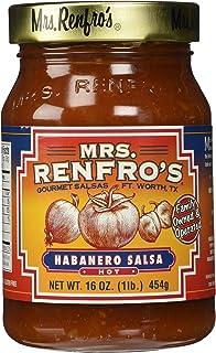 Mrs. Renfros Habanero Salsa, 16 oz