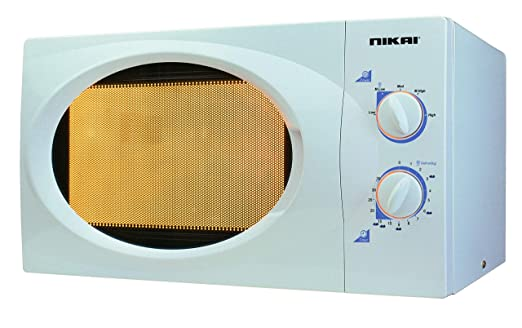 Nikai NMO2309MW 23L Blanco - Microondas (23 L, Giratorio ...