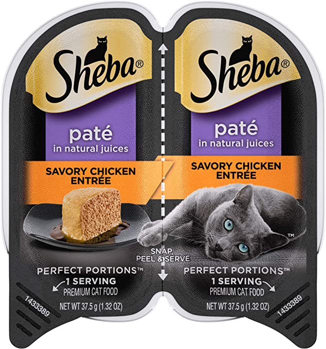 The Best Sheba Cat Food 12