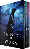 Saints of Wura: Winemaker of the North, Arcane Awakening, Reckoning in the Void (Saints of Wura Books 1-3 with bonus content)