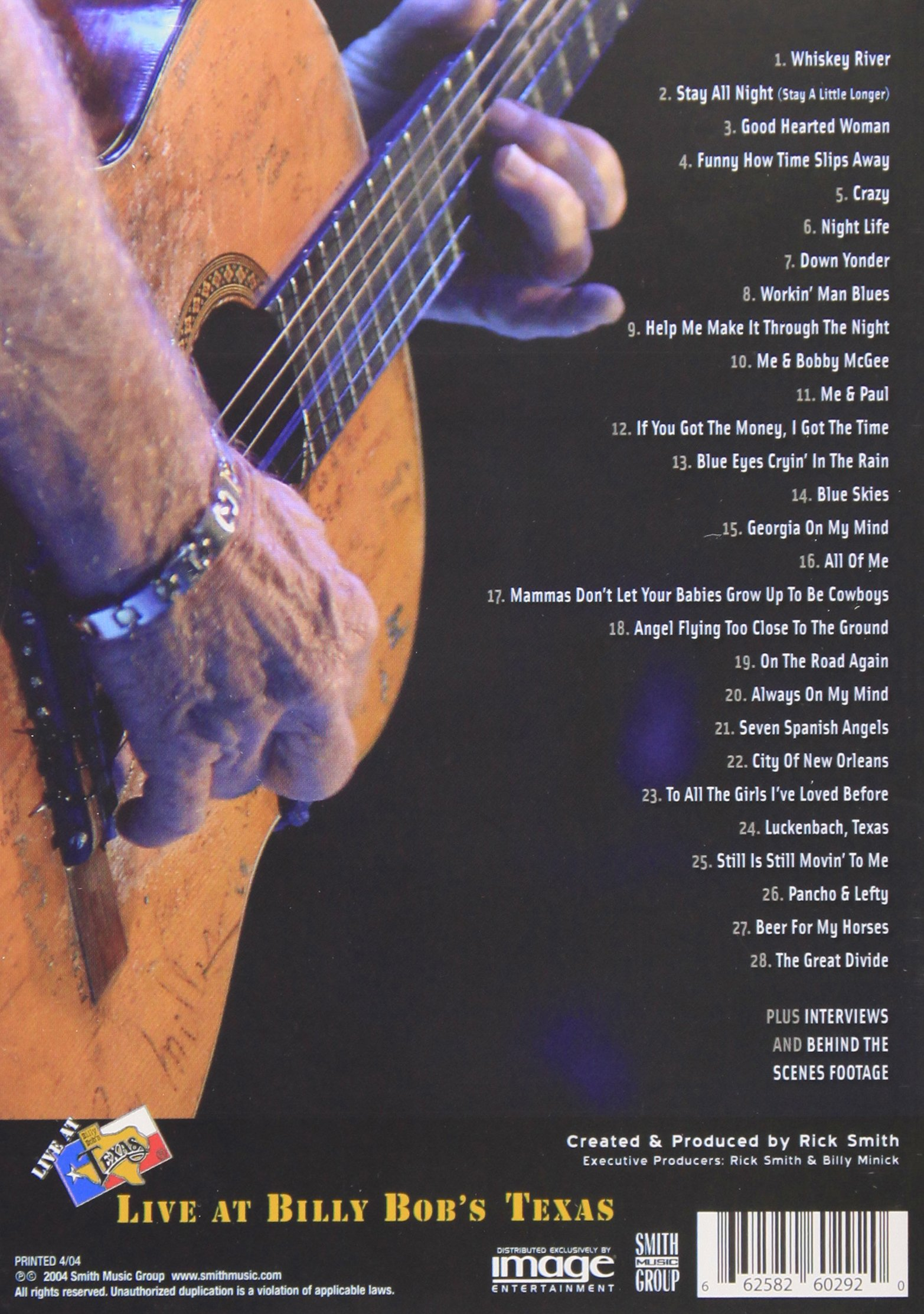 Live at Billy Bob's Texas: Willie Nelson by Billy Bob's Texas