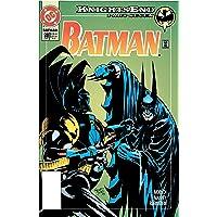 Batman Knightfall Omnibus Vol. 3 - Knightsend