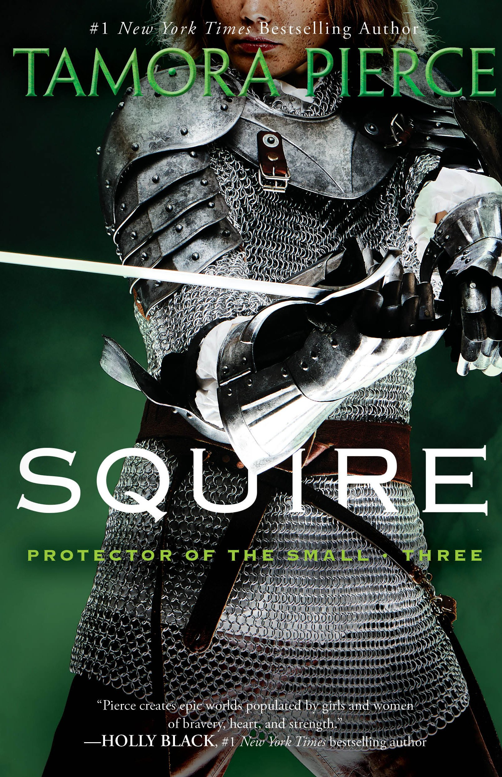 Squire: Book 3 of the Protector of the Small Quartet (English Edition)