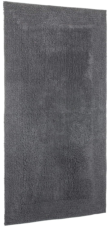 ca 60 x 100 cm 100/% Baumwolle Brandsseller Badematte Badeteppich Badvorleger Frottier Uni Taupe