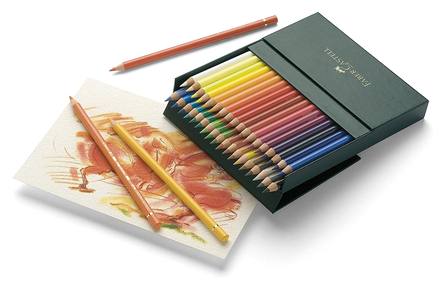 Polychromos 36 Pencil Studio Set FABER CASTELL FC110038