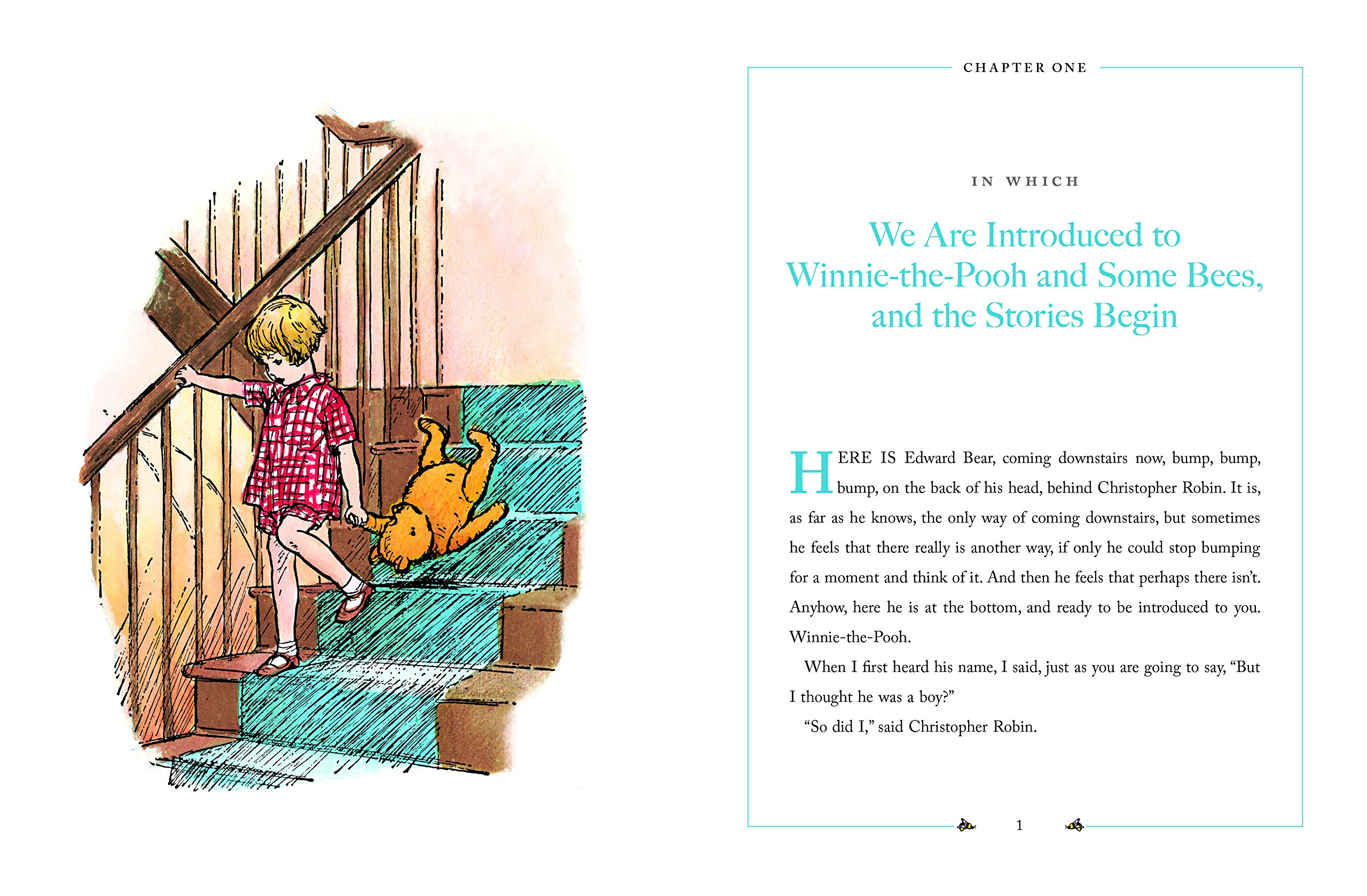 The Complete Tales Of Winnie Pooh A Milne 8601405204585 Amazon Books