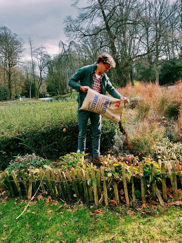 Rempotage de Toutes Les Vari/ét/és de Plantes Int/érieur et Ext/érieur Potager Lot de 2 Balcon Terrasse Jardin Terreau Universel 20L La Plaine Chassart