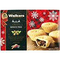 Holiday Mini Mincemeat Tarts - 1 Box, 6 Pieces Luxury Mincemeat Inside, 13.1 Ounce | Buttery Pie Pastry | Perfect Pie…