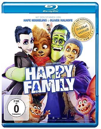 Happy Family 2017 1080p BRRip x264 AAC - Hon3y