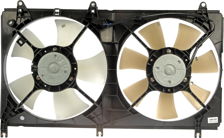 Dorman 620-332 Radiator Dual Fan Assembly