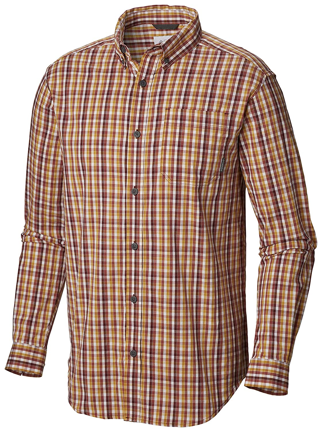 Tapestry Multi Gingham XXL Columbia Homme 1552054 Manches Longues Chemisier