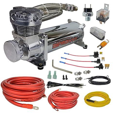 Amazon.com: airma 480 Air Compressor & AVS Single ... on