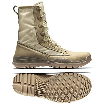 3d5fe594891ce9 Nike SFB Field 8 quot  Leather Special Tactics Men s Boots ...