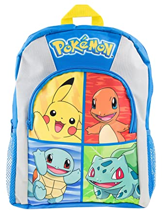 3c68f138082a Pokemon Boys Pokemon Backpack  Amazon.co.uk  Clothing