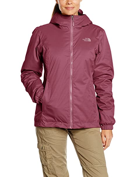 The North Face W Quest Insulated Jacket Chaqueta, Mujer