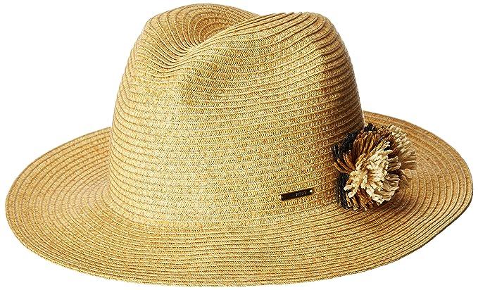 2f2cc2caf62d3 Roxy Vamos A La Playa Sombrero de Paja Panamá para Mujer