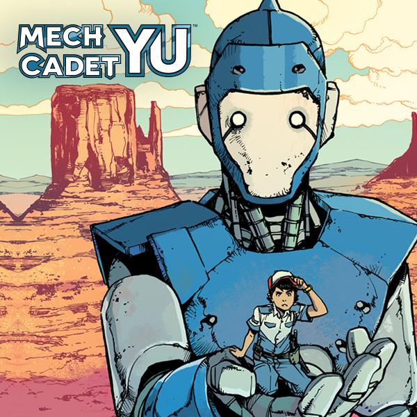 Mech Cadet Yu (Issues) (4 Book Series)