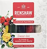 Renshaw Colour Flower and Modelling Paste Multipack 500 g