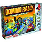 Domino Rally Crazy Race — Dominoes for Kids — STEM-based Learning Set