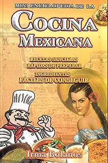 Cocina Mexicana Mini Enciclopedia de la (Spanish Edition)