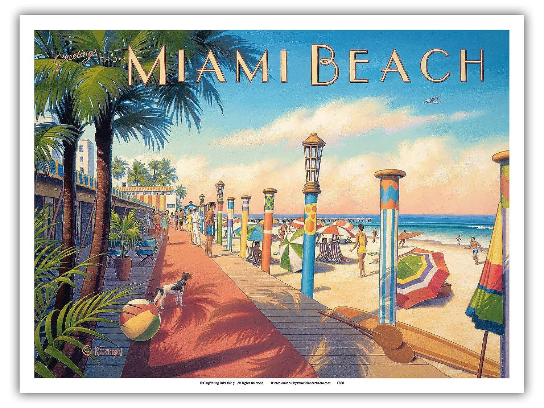 Amazon com: Pacifica Island Art Miami Beach, Florida