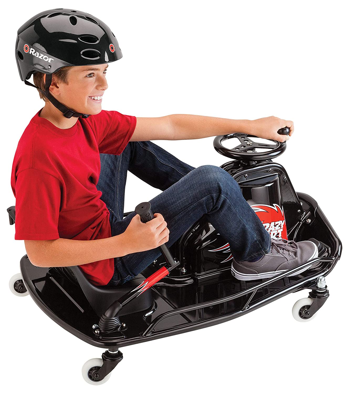 Amazon.com: Maquinilla de afeitar Deluxe Crazy Cart: Sports ...