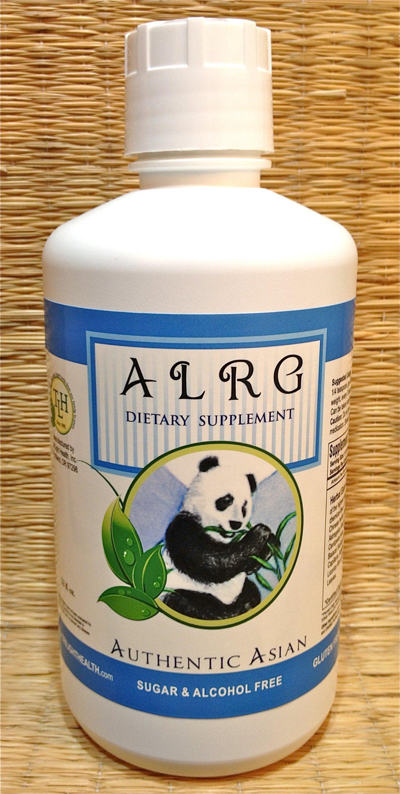 AL-R-G (Allergy) 32 oz Bottle - For Allergy, Hayfever, Allergic Rhinitis Support.