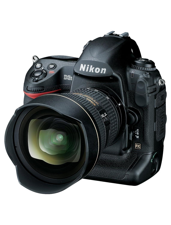 Amazon.com : Nikon D3S 12.1 MP CMOS Digital SLR Camera with 3.0-Inch ...