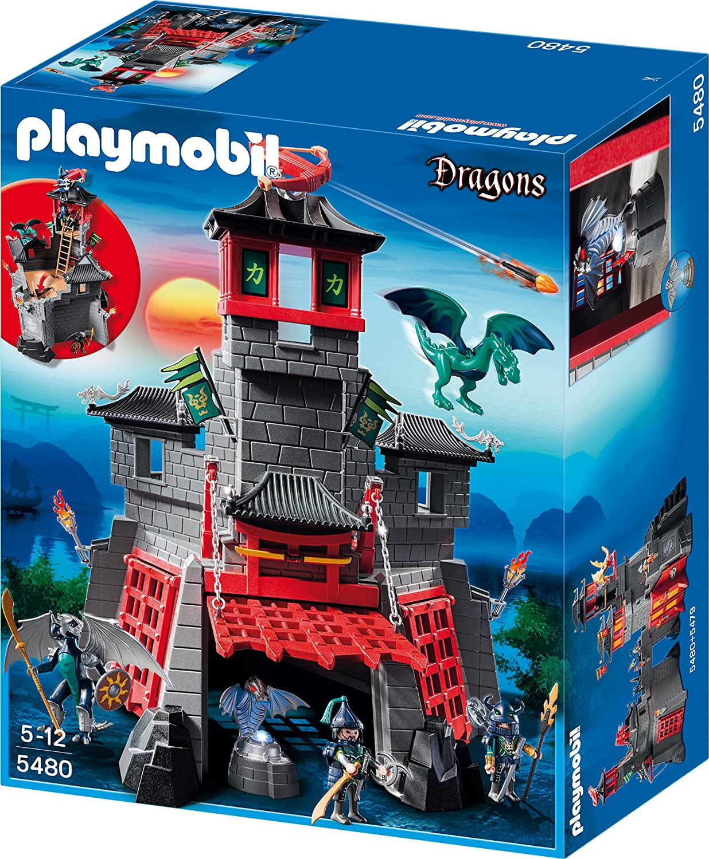 Playmobil Drachenfestung - Playmobil Geheime Drachenfestung