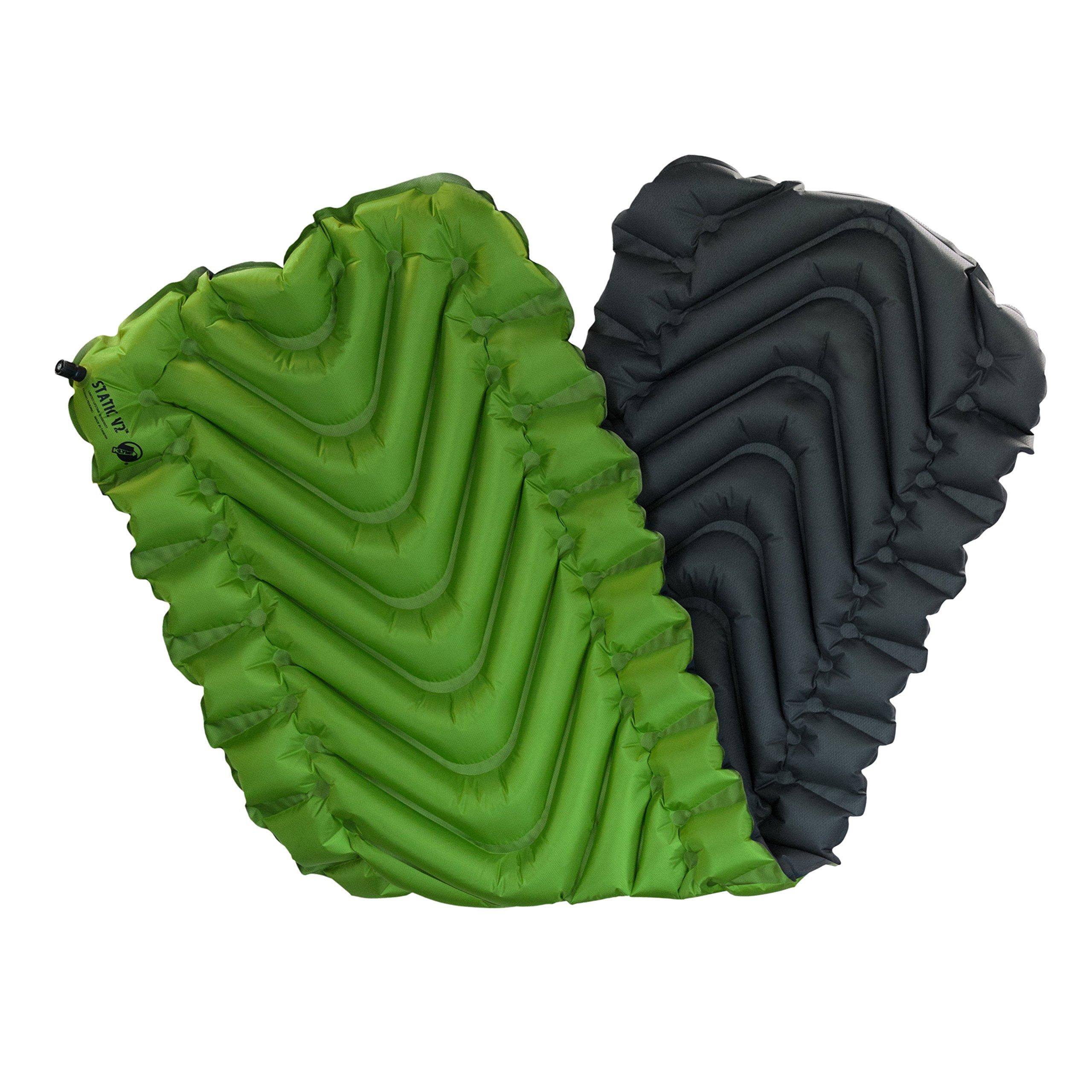 Klymit Static V2 Inflatable Sleeping Pad 691162621037 Ebay