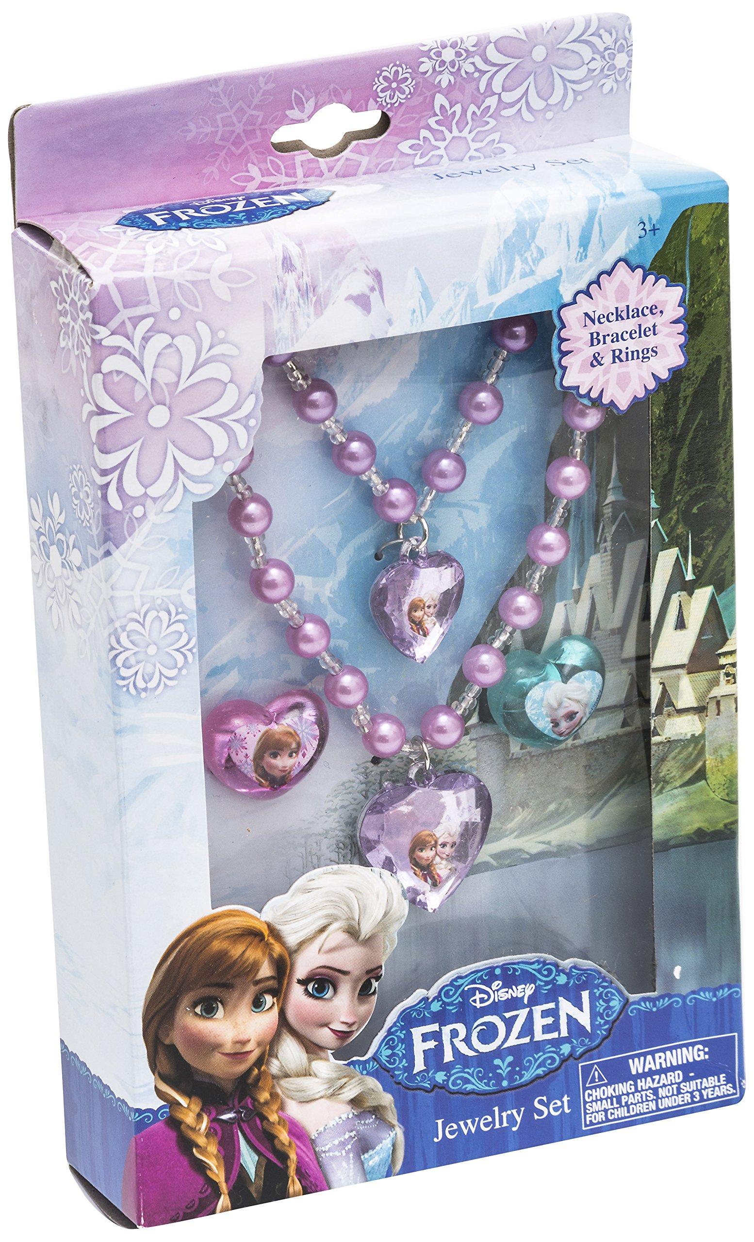 Frozen Jewelry Set by Frozen