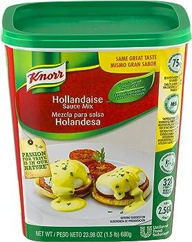 Knorr For Restaurants Sauce Mix, Hollandaise 32oz