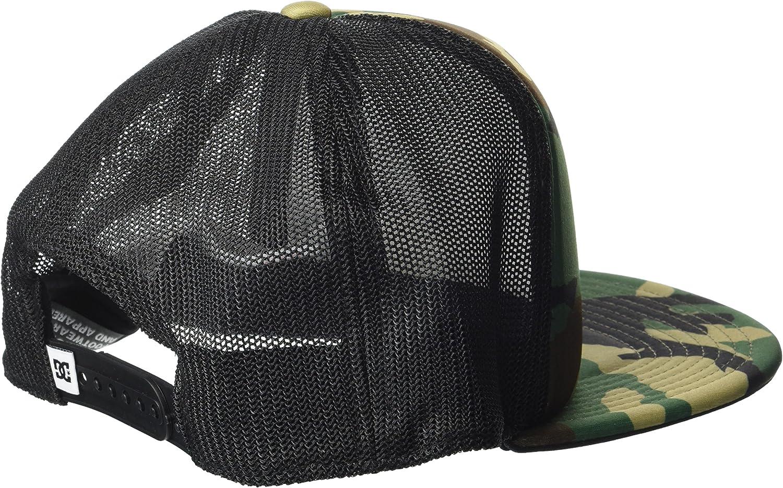DC Mens Balderson Snapback Trucker Hat