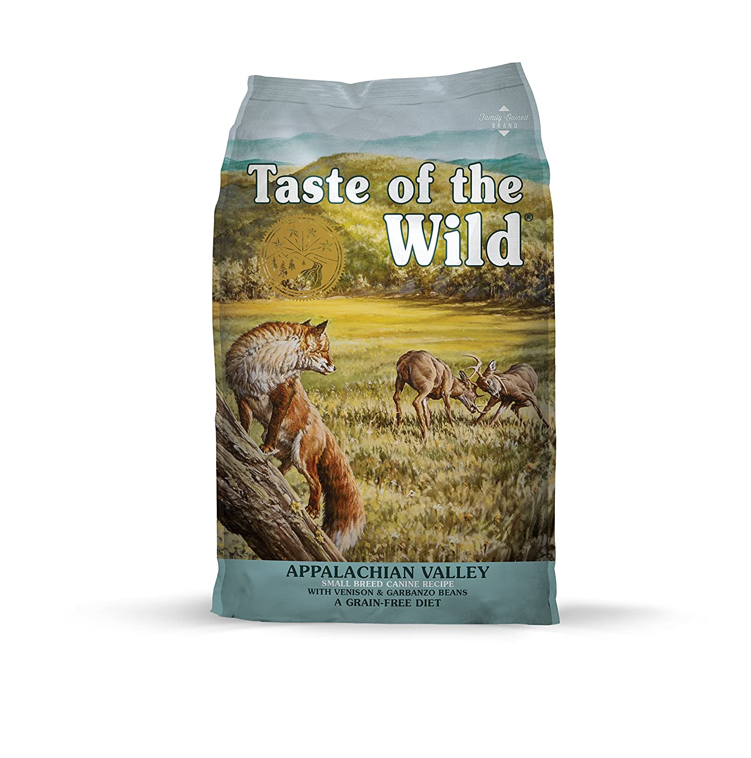 4. Taste of the Wild Grain Free High Protein Dry Dog Food for Small Breed