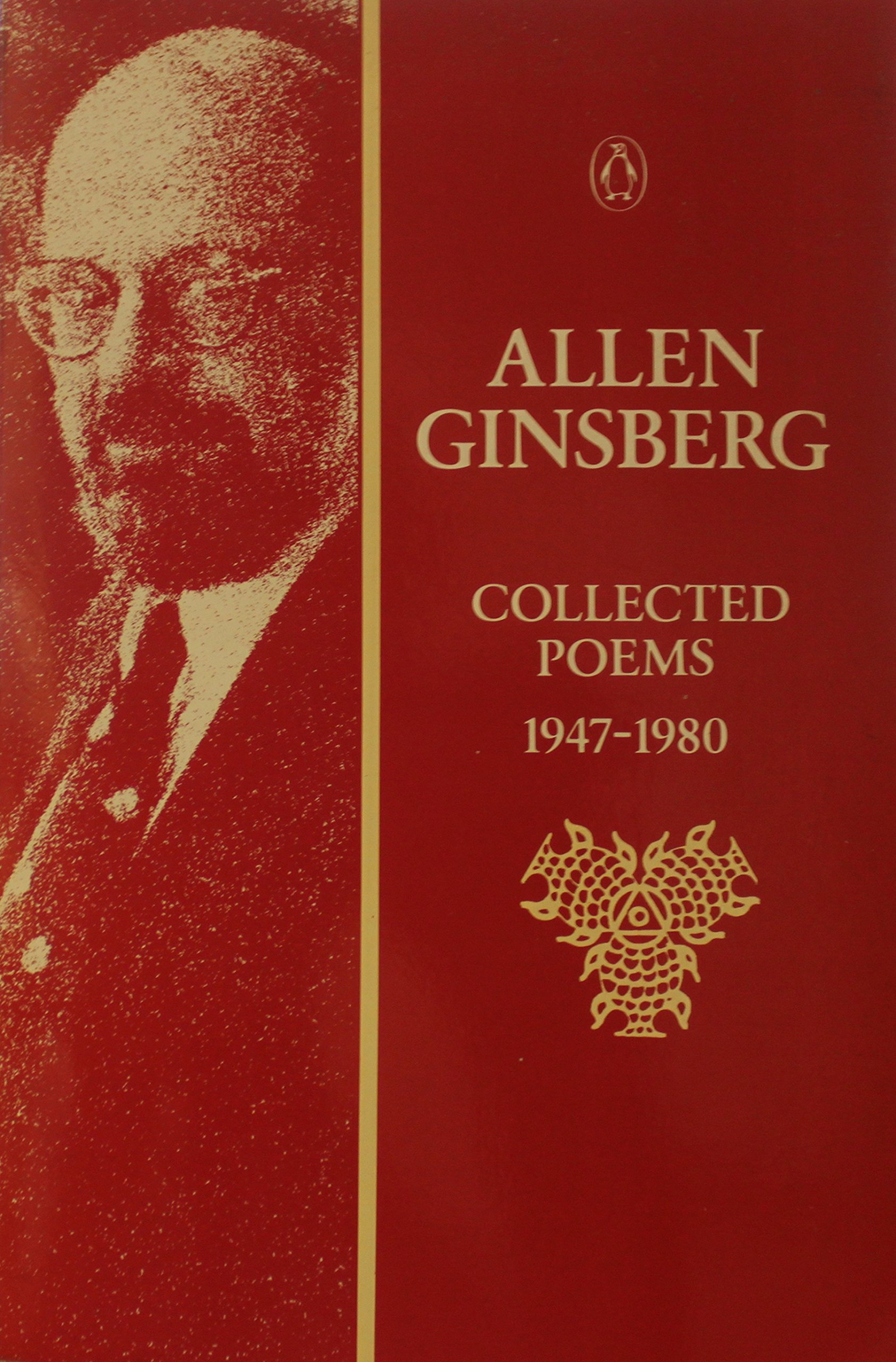 Collected Poems 1947 1980 Amazones Allen Ginsberg Libros