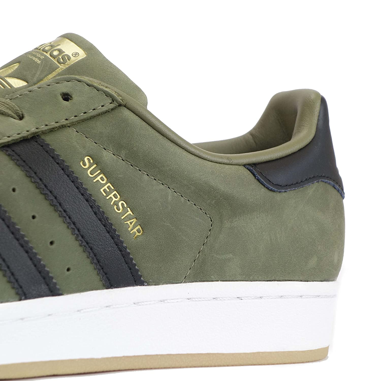 adidas Originals Superstar Waxy Men's Shoes (UK-10.5): Amazon.co.uk: Shoes & Bags