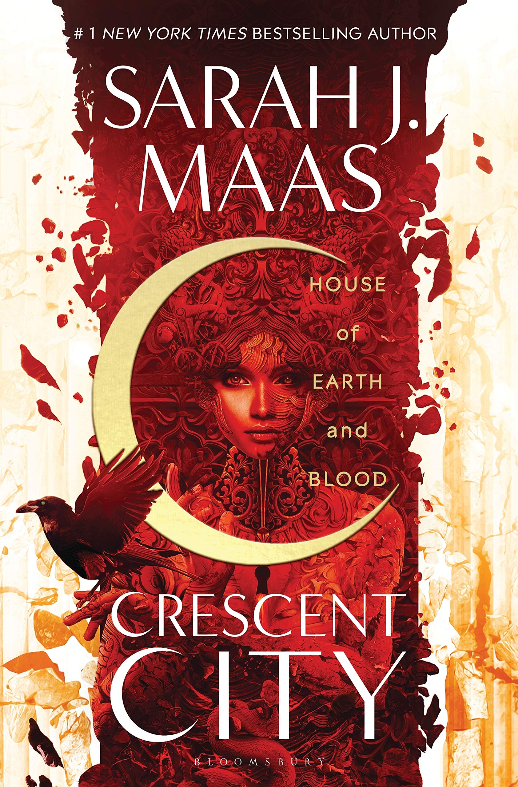 Image result for House of Earth and Blood by Sarah J Maas