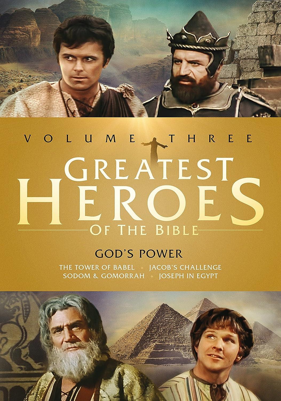 amazon com greatest heroes of the bible volume three god u0027s