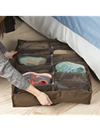 Shop Amazon Com Under Bed Storage