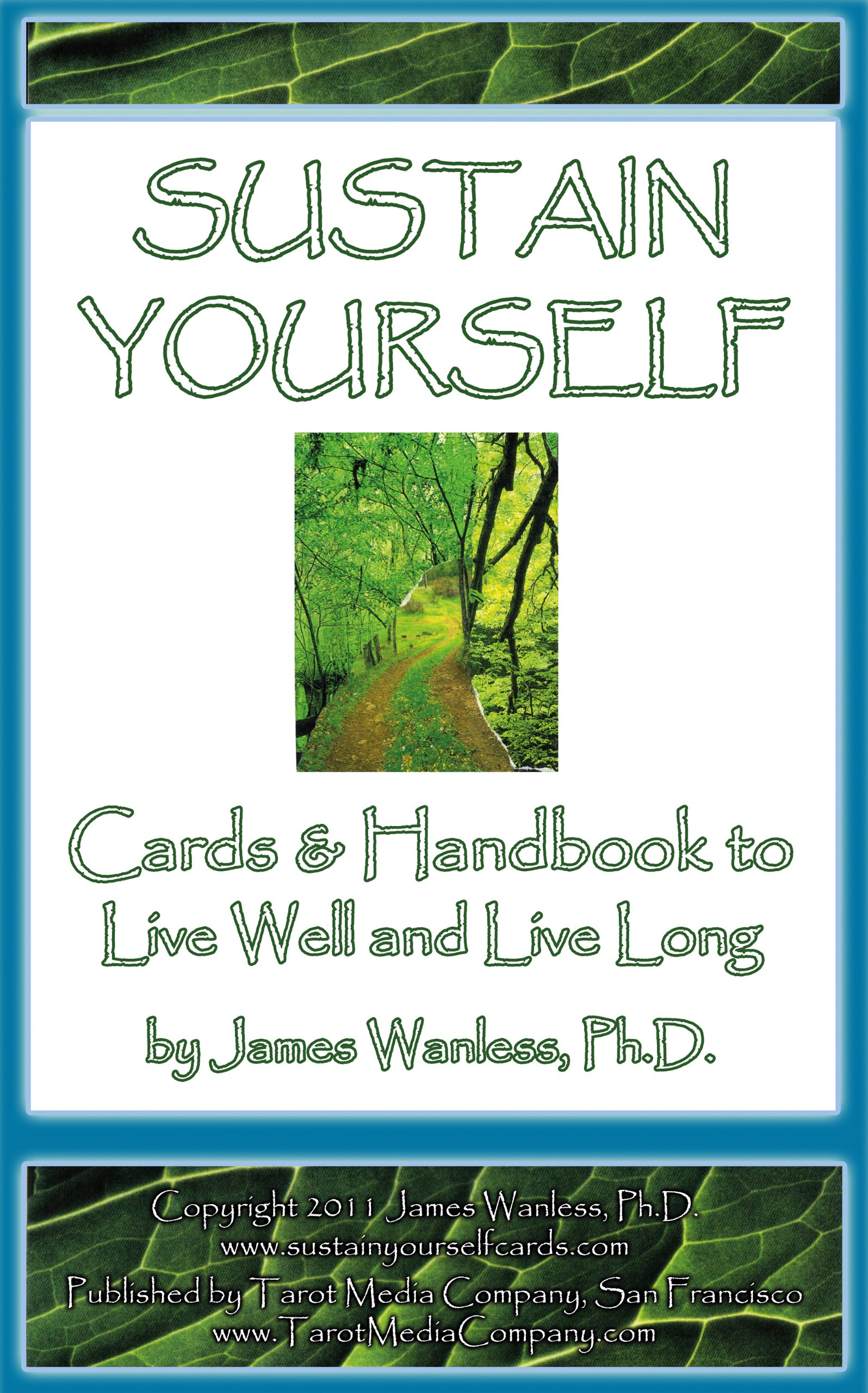 Sustain Yourself Cards & Handbook to Live Well and Live Long pdf epub